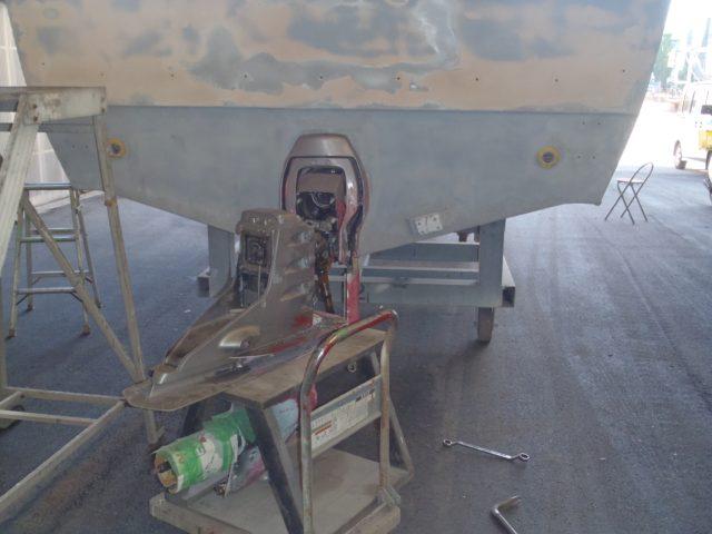 中古ボート『PONAM26S』ドライブを取りました!