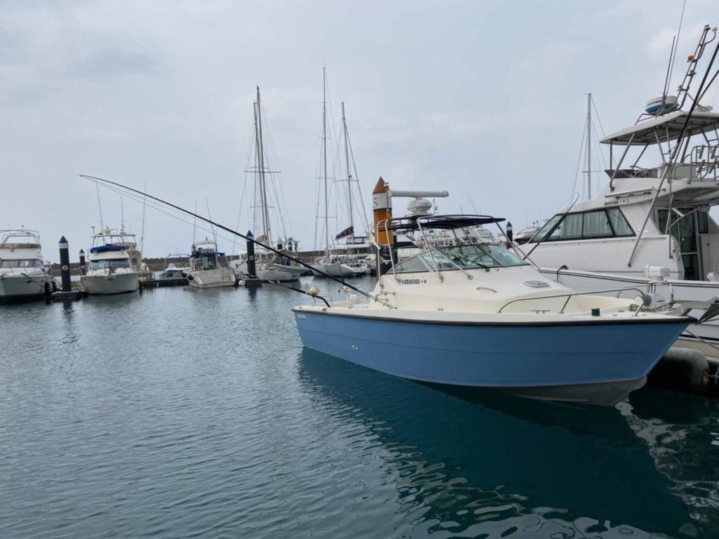 沖縄トローリング事業部のしょうたです